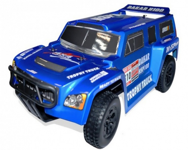 Радиоуправляемый внедорожник HSP Trophy Truck DAKAR H100 4WD 1:10 HSP 94128-12893