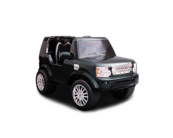 Электромобиль Land Rover Discovery 4 на р/у цвет зеленый Kalee KL7006F