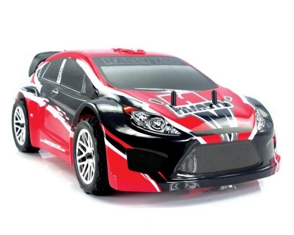 Радиоуправляемая ралли Himoto Rally X10 4WD 2.4GHz 1/10 RTR + АКК и ЗУ