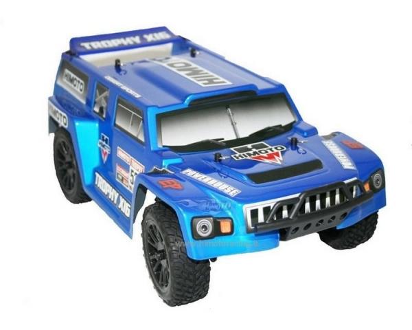 Радиоуправляемый монстр Himoto ETY-16 4WD 2.4GHz 1/16 + АКК и ЗУ