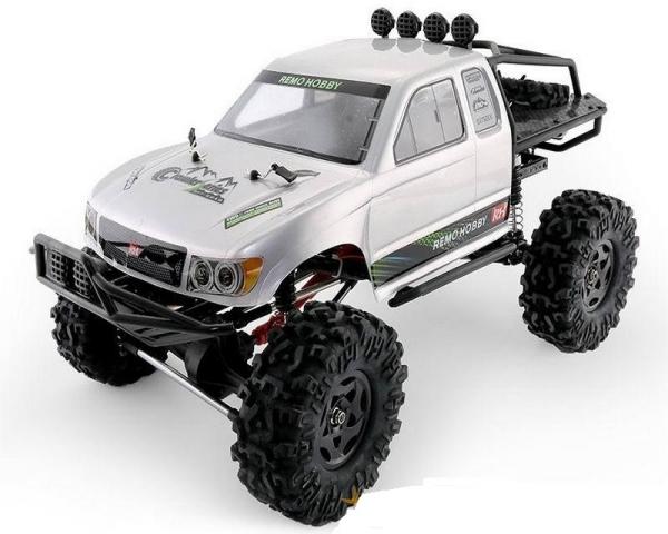 Радиоуправляемый краулер Remo Hobby Trial Rigs Truck 2.4G 1/10 RTR + NiMh и З/У