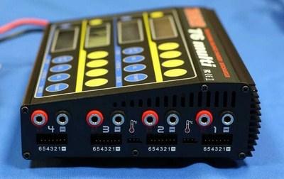 HOTA Зарядное 4-х канальное устройство THUNDER T6