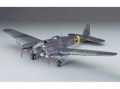 Hasegawa #00551 самолет 1:72 HEINKEL He111H-6 E21