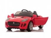 Радиоуправляемый детский электромобиль Jaguar RS-3 Red DMD DMD-218-R