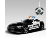 """Радиоуправляемый конструктор - автомобиль BMW """"Полиция"""" - 2028-1J01B"""
