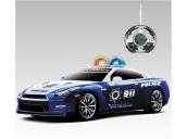 """Радиоуправляемый конструктор - автомобиль Nissan GT-R """"Полиция"""" - 2028-1J02B"""