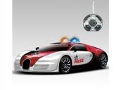 """Радиоуправляемый конструктор - автомобиль Bugatti Veyron """"Полиция"""" - 2028-1J03B"""