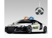 """Радиоуправляемый конструктор - автомобиль Audi R8 """"Полиция"""" - 2028-1J04B"""