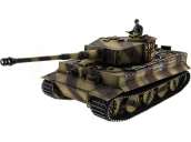 "Радиоуправляемый танк Taigen German Tiger ""Тигр"" (Late version metal edition) 2.4GHz 1:16"