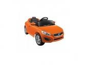 Электромобиль Volvo C30 на р/у цвет оранжевый Rastar 81100