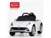 Радиоуправляемый электромобиль Rastar Ferrari F12 12V цвет белый Rastar RAS-81900-W