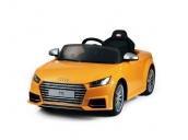 Радиоуправляемый электромобиль Rastar 82500 Audi TTS Roadster 12V 2.4G цвет желтый Rastar RAS-82500-Y