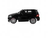 Радиоуправляемый детский электромобиль Merсedes-Benz ML63 AMG цвет черный DMD DMD-168-B