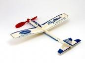 Склеиваемая деревянная модель резиномоторного самолета Guillows Sky Streak
