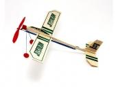 Склеиваемая деревянная модель резиномоторного самолета Guillows Jetstream