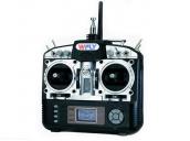 WFT08S Комплект аппаратуры управления WFT08S, 8 каналов, 2.4гГц