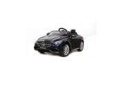 Радиоуправляемый детский электромобиль Mercedes-Benz S63 AMG 12V цвет черный Harleybella HL169-B