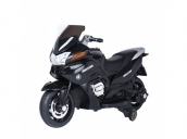 Электромотоцикл, цвет черный Harleybella HZB-118