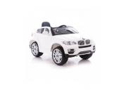 Радиоуправляемый детский электромобиль Джип BMW X6, цвет белый Jiajia JJ258-W