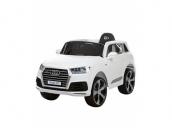 Радиоуправляемый детcкий электромобиль AUDI Q7 цвет белый Jiajia JJ2188-W