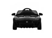 Радиоуправляемый детский электромобиль DMD-218 Jaguar RS-3 Black 12V 2.4G Harleybella DMD-218-B