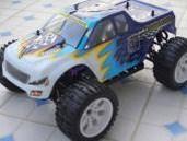 94111 HSP Радиоуправляемый джип Electric Off-Road Car 4WD 1:10 - 2.4G