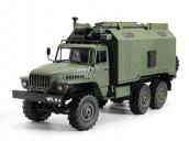 Радиоуправляемая машина WPL УРАЛ  6WD 2.4G 1/16 RTR
