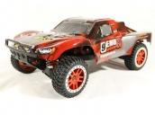 Радиоуправляемый шорт-корс Remo Hobby 9EMU Brushless) 4WD 2.4G 1/8 RTR