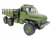 Радиоуправляемая машина MN MODEL советский военный грузовик PRO 6WD 2.4G 1/16 RTR