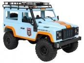 Радиоуправляемая машина MN MODEL английский внедорожник Defender D90  4WD 2.4G 1/12 RTR