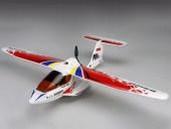 21421 Art-Tech Радиоуправляемый самолет A5 Seaplane полный комплект с б/к двигателем