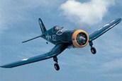 11957B Kyosho Модель самолета F4U CORSAIR 40