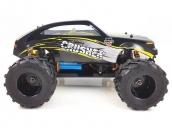 Радиоуправляемый монстр Himoto Crasher Brushless 4WD 2.4GHz 1/18 RTR + АКК и ЗУ