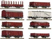 44002 ROCO Набор из 8 вагонов