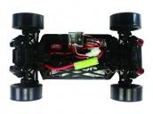 Радиоуправляемая модель для дрифта Himoto Drift X 4WD 2.4GHz 1/18 RTR + АКК Ni-Mh и ЗУ
