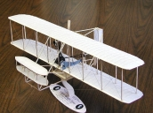 Склеиваемая деревянная модель самолета Guillows 1903 Wright Flyer 1:20