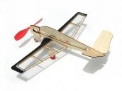Склеиваемая деревянная модель самолета Guillows V-tail