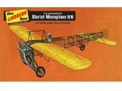 Склеиваемая пластиковая модель моноплана Hawk Lindberg 1910 Bleriot Monoplane 1:48
