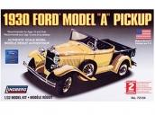 """Склеиваемая пластиковая модель автомобиля Hawk Lindberg 1930 Ford Model """"A"""" Pick-Up"""