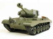 3838 Heng Long Радиоуправляемый танк Snow Leopard - USA M26 1:16