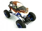 Радиоуправляемый краулер Himoto mini Rock Crusher 4WD 2.4GHz 1/18 + АКК и ЗУ