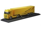 Радиоуправляемый грузовик Mercedes-Benz Actros 1:32 - QY1101-Y