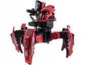 Радиоуправляемый боевой робот-паук Keye Toys Space Warrior (лазер, диски) 2.4GHz (красный) + АКК и ЗУ