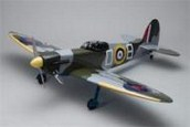 11821LB Kyosho Модель самолета SQS Warbird Spitfire 40 with retractable Kyosho