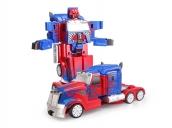 Радиоуправляемый робот-трансформер JQ Troopers Strong - TT662