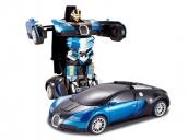 Радиоуправляемый робот-трансформер JQ Troopers Savage - TT663