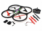 Радиоуправляемый квадрокоптер WLToys V333 Headless Camera Cyclone UFO Drones 2.4G - V333C
