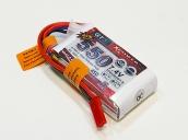 Аккумуляторная батарея Dualsky GT-S 550mAh 2S1P 45C/6C (XP05502GT-S)