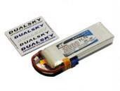XP28003EX DUALSKY АКБ 2800mAh 3S1P 11.1V, 5C charge