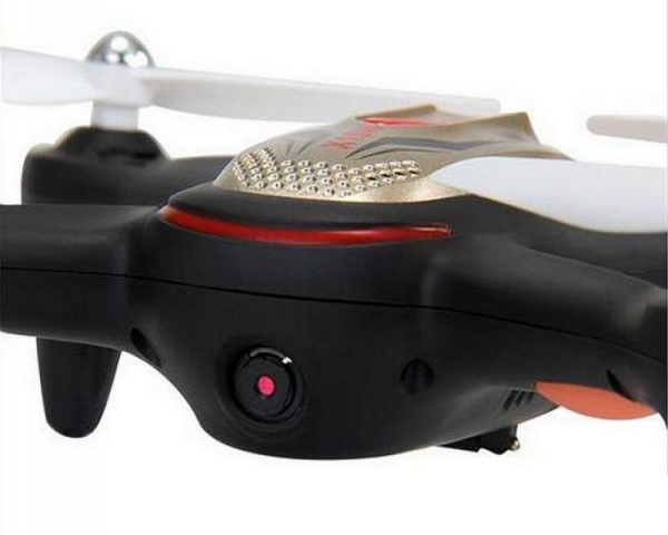 Радиоуправляемый квадрокоптер Syma X15W Wi-Fi FPV с видеокамерой 480p 2.4GHz
